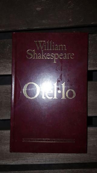 Libro. Otello
