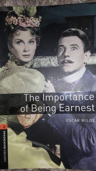 Libro en inglés de Oscar Wilde