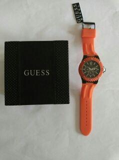 "Reloj pulsera GUESS ""W11619G4"" para hombre"