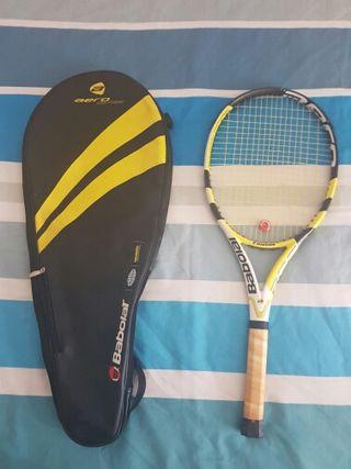 Raqueta tenis profesional babolat aero pro drive
