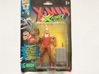 X-MEN XFORCE GIDEON MARVEL COMIC TYCO 1993