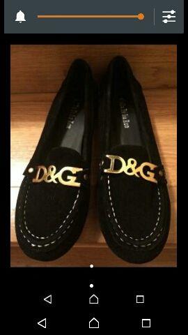 zapatos estilo dg preciosos