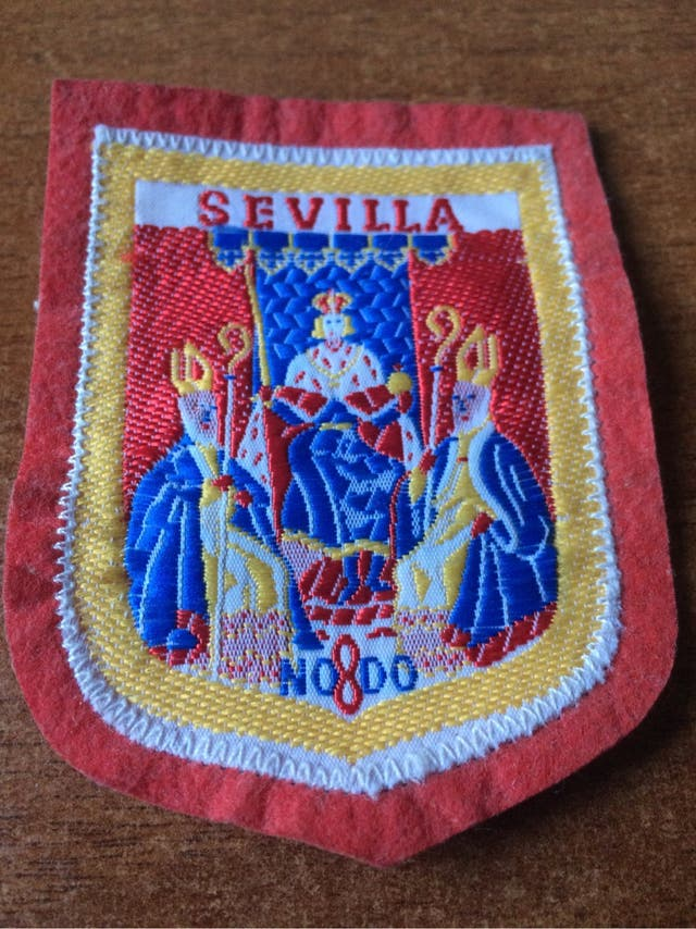 Parche Sevilla San Fernando