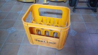 Caja botellas