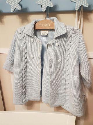 Abrigo lana ideal