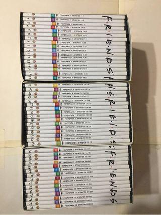 Serie friends en dvd