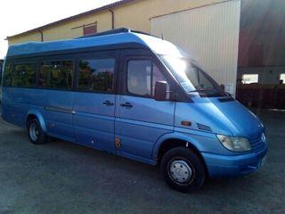 Microbus mercedes Spriter