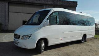 Microbus mercedes vario se