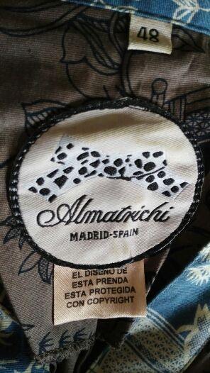 Camisa Almatrichi