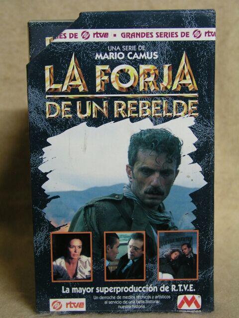 Serie Española La Forja De Un Rebelde De Segunda Mano Por 24 En Barañain En Wallapop