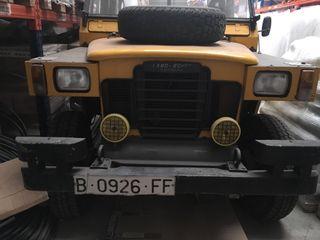 Land Rover lijero 88