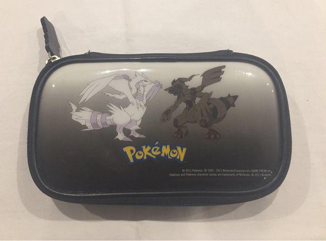 Funda nintendo DS, 3DS, Pokemon