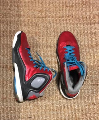 Zapatillas adidas D Rose 5 boost numero 43 1/2