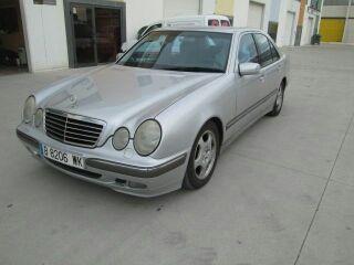 Mercedes-benz Clase E240