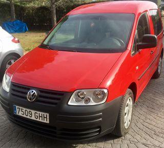 Volkswagen Caddy en excelente estado