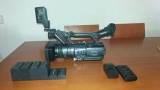 Camara Sony HDV,HDR FX1E