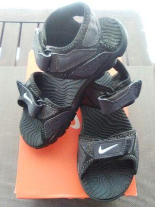 Zapatos € Por 10 De Segunda En Num28 Mano Sandalias Niño Nike PiXZTOku