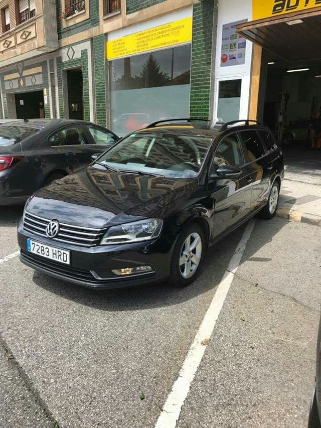Volkswagen Passat variante 2.0 tdi 140 cr