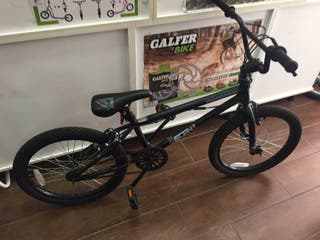"Bici mongoose scan r10 20"" bmx"