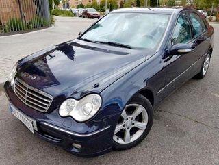 Mercedes-Benz C Class (205)