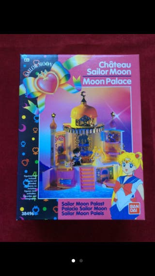 Palacio Sailor Moon 1992