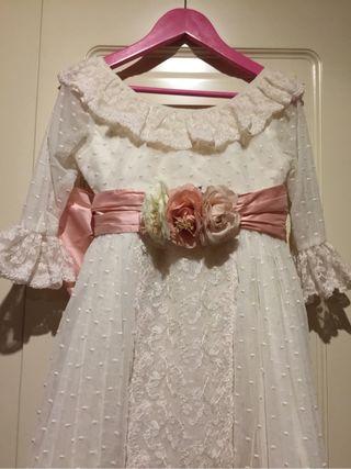 Vestido de Comunión Mon Air