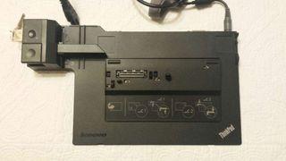 Lenovo thinkpad mini dock series 3 + llaves