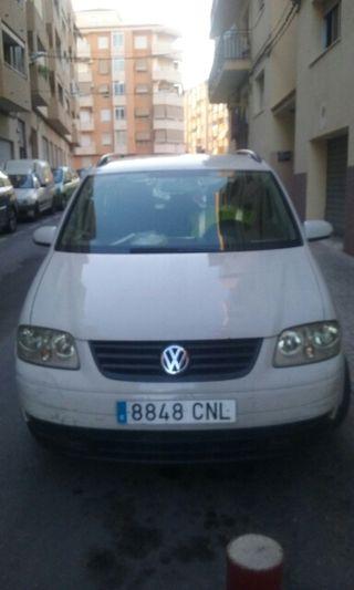 ofertas Volkswagen Touran 2003