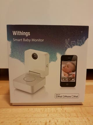 Vigilabebes Withings Smart baby