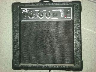 amplificador guitarra peavey.