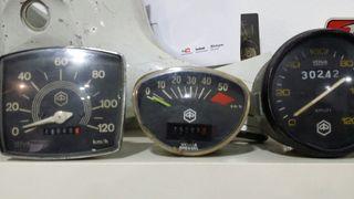 Vespa Reloj Km Primavera Original Motovespa Varios