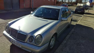Mercedes-benz E Class (207) 1998