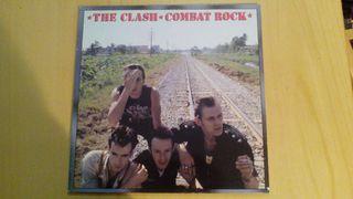 The clash. Combat rock. Vinilo