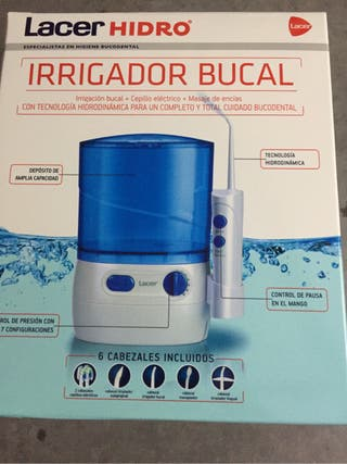 Irrigador bucal Lacer
