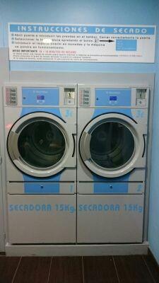 lavanderia autoservicio