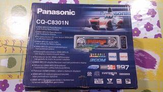 radiocd mp3 para auto-Panasonic