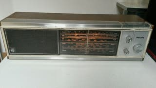 Radio clásica Philips