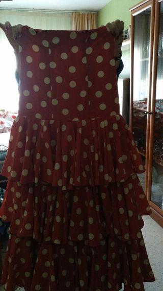 trajes flamenca sra y niñas