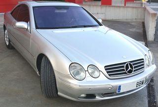 Mercedes Benz CL500 Coupé 5.0 306CV