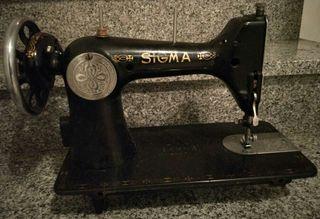 Cabezal máquina coser antigua SIGMA