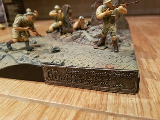 MAQUETA 1/32 FORCES OF VALOR