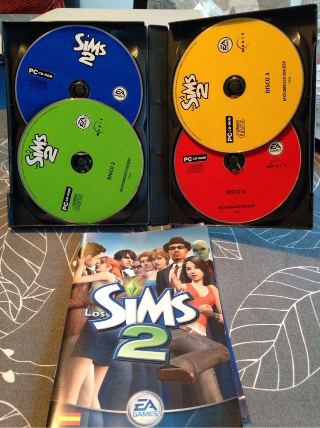 Los Sims 2 Juego PC