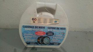 CADENAS PARA NIEVE 60