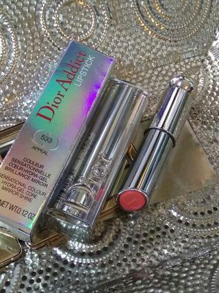 dior addictb lip barra labios nuevo original