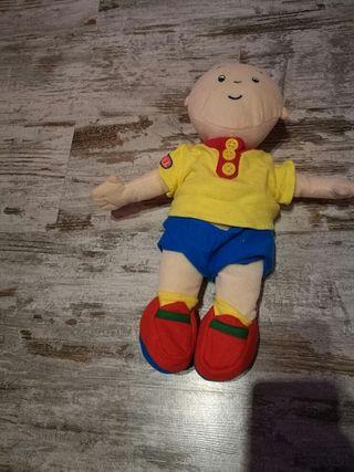 caillou muñeco