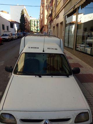 Renault Express isotermo revisiones al dia