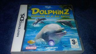 Videojuego dolphinz