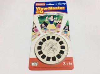 3 Discos View-Master 3D Playskool Blancanieves