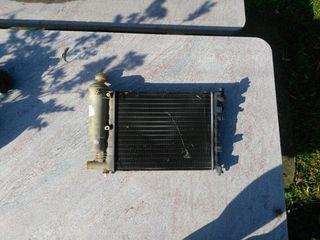 Radiador de agua saxo vts