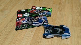Lego star wars 75022 sin figuras